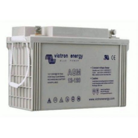 Batería 12V/220Ah AGM Deep Cycle Batt.