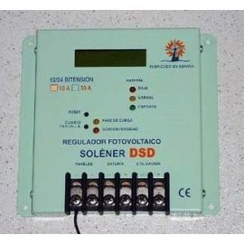 Regulador Solener DSD Bitension 30 A