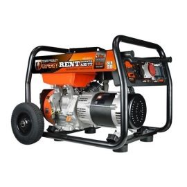 Generador gasolina RENT AM7-M 7000W 230V
